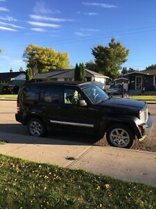 Jeep Liberty Limited Edition 4X4