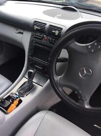 Mercedes C class 3.2