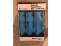 Engineering Thermodynamics Work and Heat Transfer