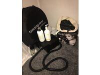 Spray tan set
