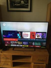 Philips 50inch UHD 4K Smart Tv