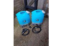 Mobi Portable Pressure Washer X 2 / Spares or Repair