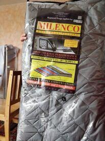 Milenco universal fitting internal thermal blind