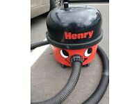 Henry Vacuum Cleaner, perfect working order