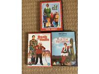 Christmas Dvd's