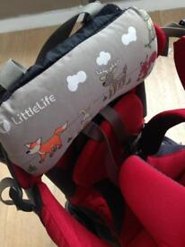 LittleLife Cross Country Backpack for Babies and Toddlers