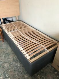Tempur adjustable bed frame - no mattress
