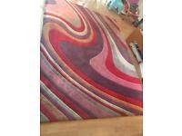 Brink & Campman pure wool designer rug