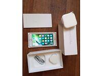 Iphone 6s plus 16gb vodafone white rose gold