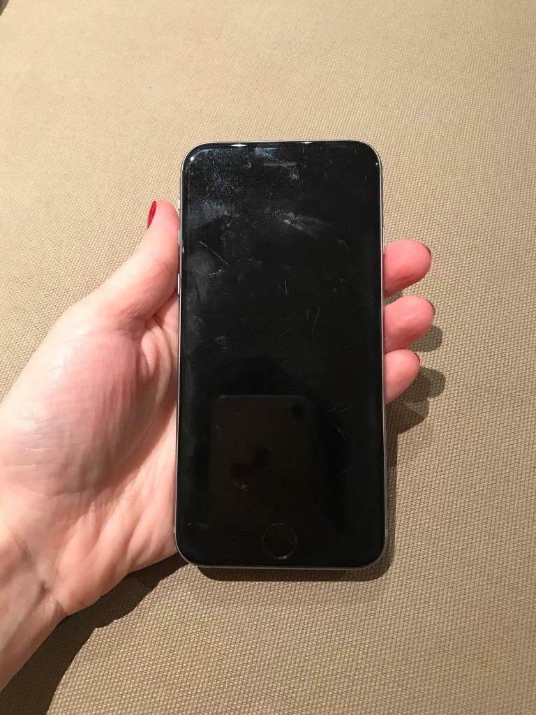 iPhone 6sin Windsor, BerkshireGumtree - iPhone 6s 16GB in good condition apart from the screen sometimes doesnt recognise touching, screen needs to be replaced. Selling for £110.Currently locked to O2.Also have an iPhone 5s in great condition for £90. See other add for details.Selling...