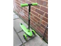 Y glider air scooter