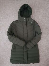Abercrombie & Fitch Down-Filled Winter Jacket - Womens XS