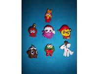 Full Set of Christmas Moshi Monsters IP1