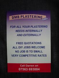 DMB Plastering