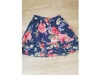 Mini boden girls skirt - age 2-3 yrs
