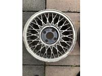 Two original 1986 Ford Sierra Cosworth alloys