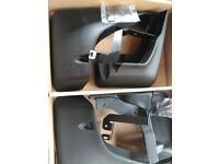 front and rear mudflap kit for landrover freelander 2 from 2009/2014