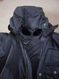 Stone Island / CP company limited edition summer jacket mille miglia googles
