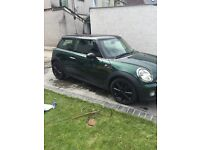 Mini Cooper D (* Awesome Spec*) BRG British racing green