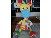 Selection Of Baby's Soft Activity Toys