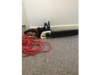 Spear and Jackson 2400w electric chainsaw hardly used