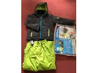Boys 7 to 8 Years Winter Coat and Trousers