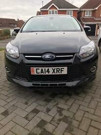 Ford Focus Zectec S LOW MILAGE ! with 18' edition alloy wheels