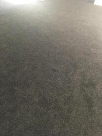 As new carpet charcoal