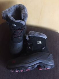Snow Boots Kids size C2 Excellent Conditions like New!