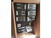 Box of PC ram 1000 plus memory sticks