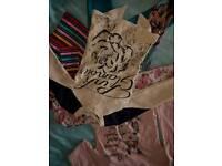 bundle girls clothes 7-8y