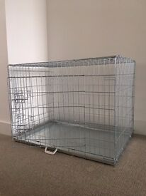 "New Dog Crate, Dog Cage | Large, XL | 42"" Long x 27"" Wide x 29"" High 