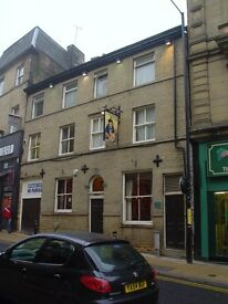 Shoulder of Mutton, 28 Kirkgate, Bradford. Joint Management Couple Required