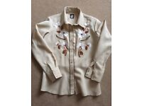 WesternShirts. line dancing ,country and western shows etc,