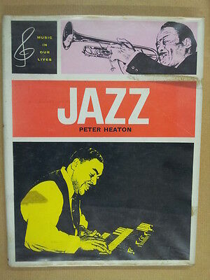 books JAZZ Peter Heaton