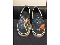 Star Wars Vans, Uk size 10