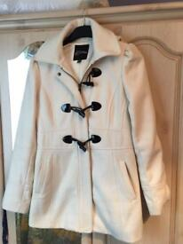 GUESS - Winter White Ladies Coat
