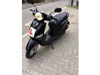 Yamaha Delight 115cc 16 Plate **only 300 miles**