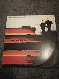 Steely Dan Greatest Hits double vinyl lp