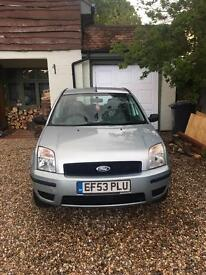 Ford Fusion 2003 plate for sale
