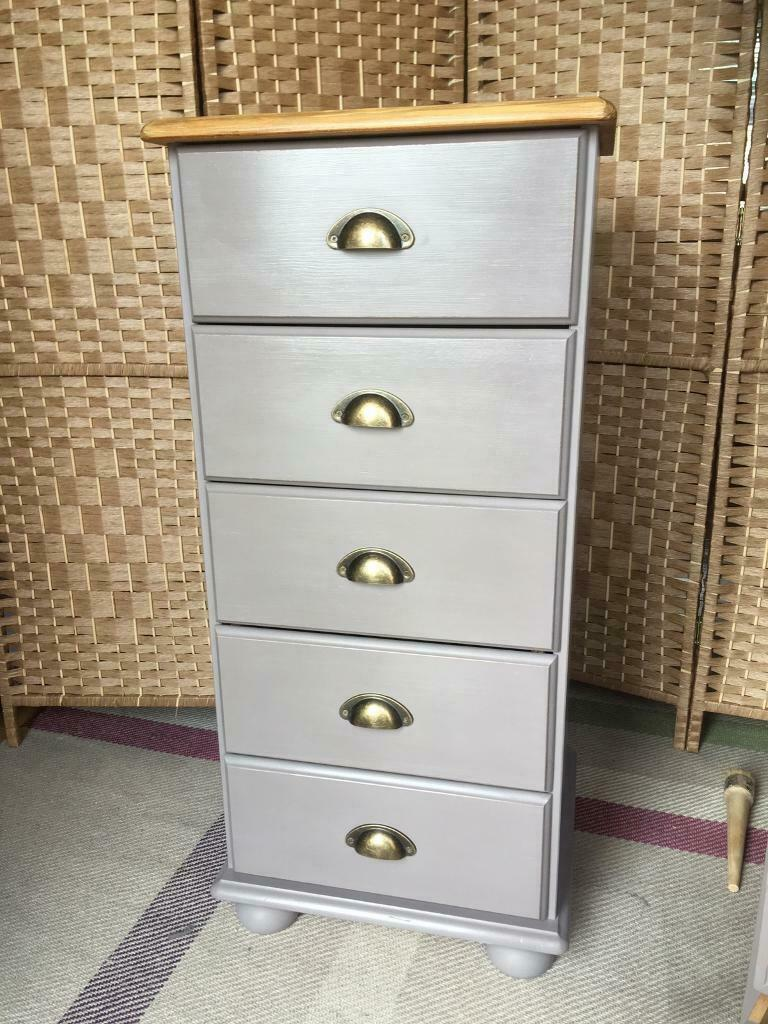 sports shoes f48d2 11005 Tall chest of drawers | in Alloa, Clackmannanshire | Gumtree