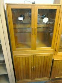 Wooden wall unit #28714 £45