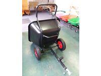 Trailer Barrow/Tool Cart 140L Twin Wheeled