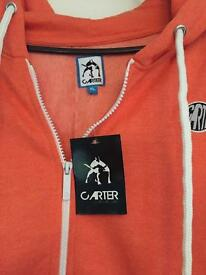 Men's Carter zipped hoodie xl £5