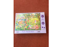 HOUSE OF PUZZLES 1000 PIECE JIGSAW PUZZLE-PARK & RIDES 8