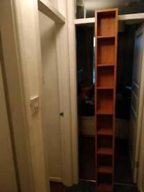 CD/DVD/Book rack