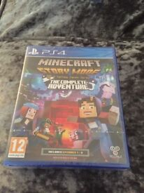 Mine craft game for ps4 (brand new)