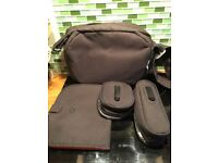 Bugaboo Baby Changing Bag with accesories