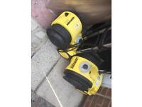 2 x pressure washers spares repair