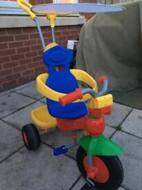Kiddicare toddler trike